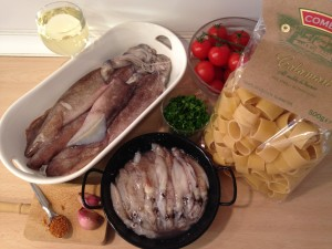 ingredientes calamari