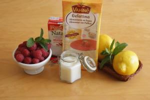 ingredientes panna cotta