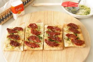 pan y tomate seco