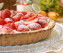 tarta de fresas y mascarpone