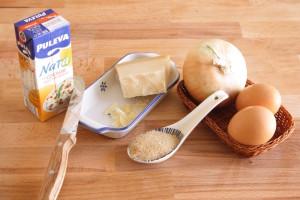 ingredientes flan de queso